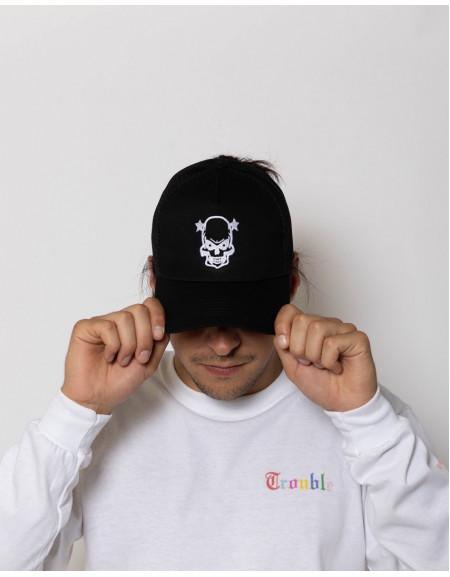 'Skull' Trucker Cap