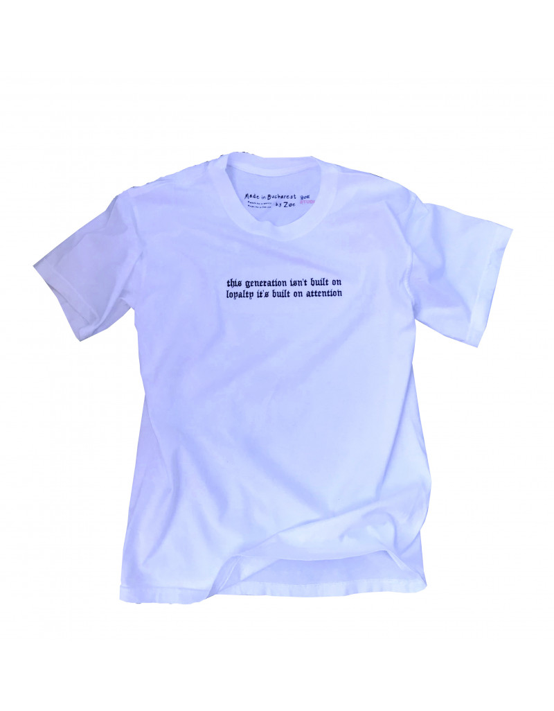 """""""Attention"""" T-shirt"""