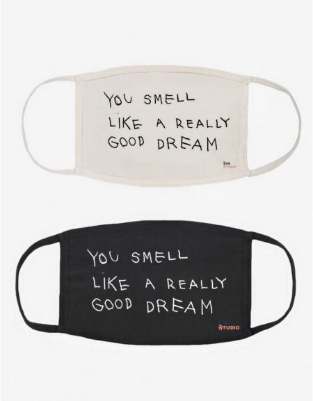 """Good Dream"" Face Mask"