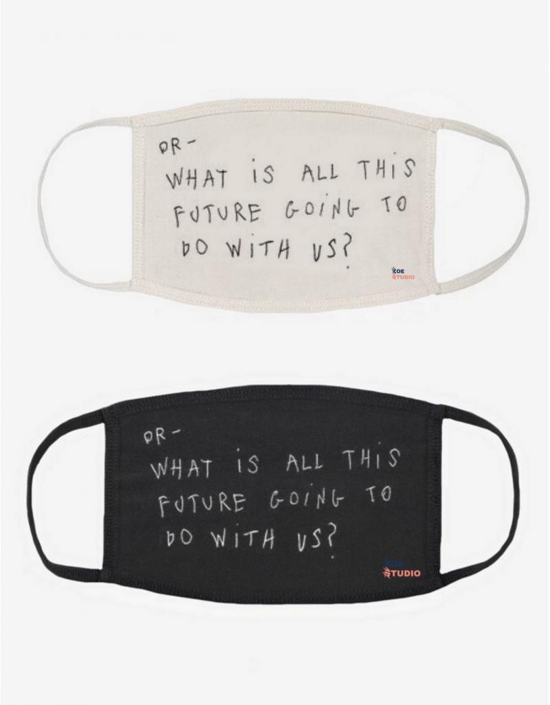 """""""Future 2"""" Face Mask"""